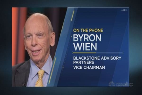 The full interview with Byron Wien on tech stocks, bitcoin and more