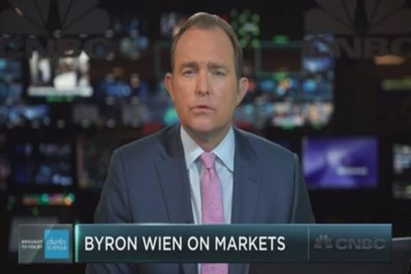 Blackstone's Byron Wien reveals his outlook on technology stocks