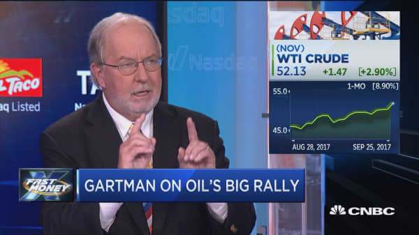 Forget big oil, Dennis Gartman says these are the energy names to buy instead
