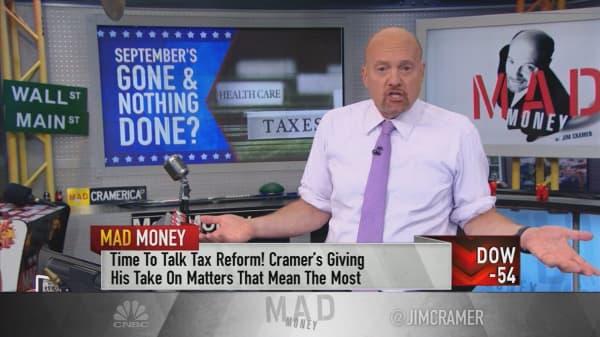 Congress, Trump dropping ball on tax reform