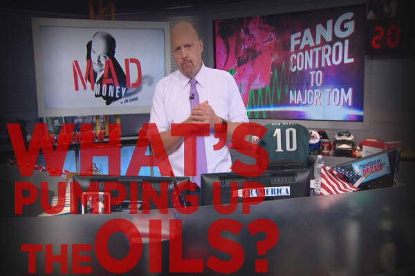 Cramer Remix: What's really behind the rally in oil stocks