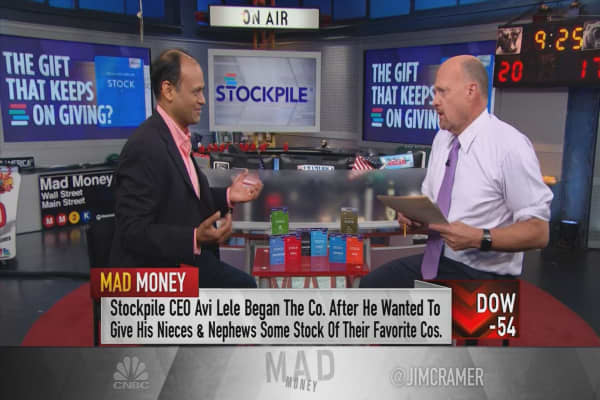 Stockpile CEO: Fractional investing as millennial participation dwindles