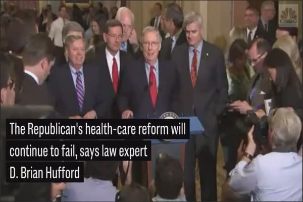 Why very attempt at health-care reform will fail unless the GOP does this