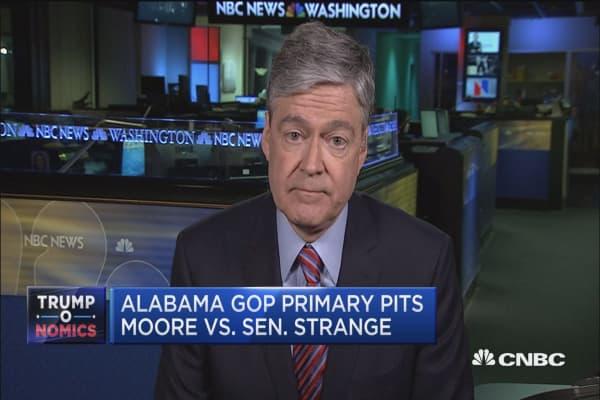 Alabama voters head to polls in senate runoff