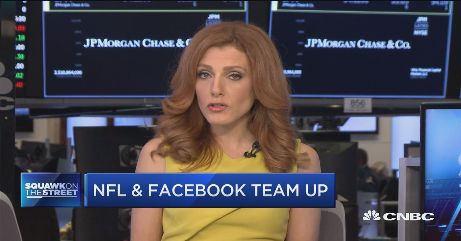 NFL to publish highlight videos and game recaps on Facebook f76afde6c
