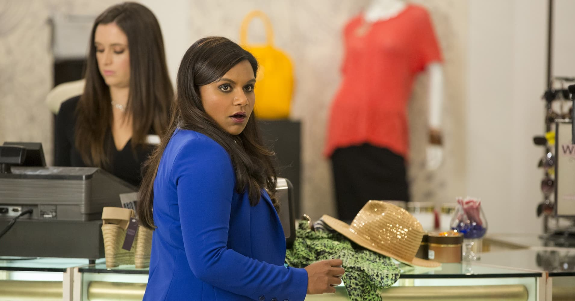NBC's The Mindy Project