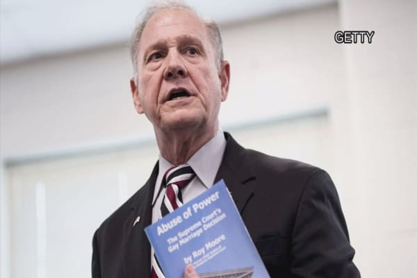 Alabama may be handing Republicans one more problem
