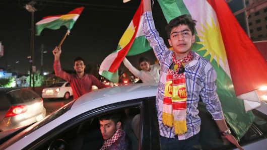 Independence Referendum Voting Begins in Iraqi Kurdistan