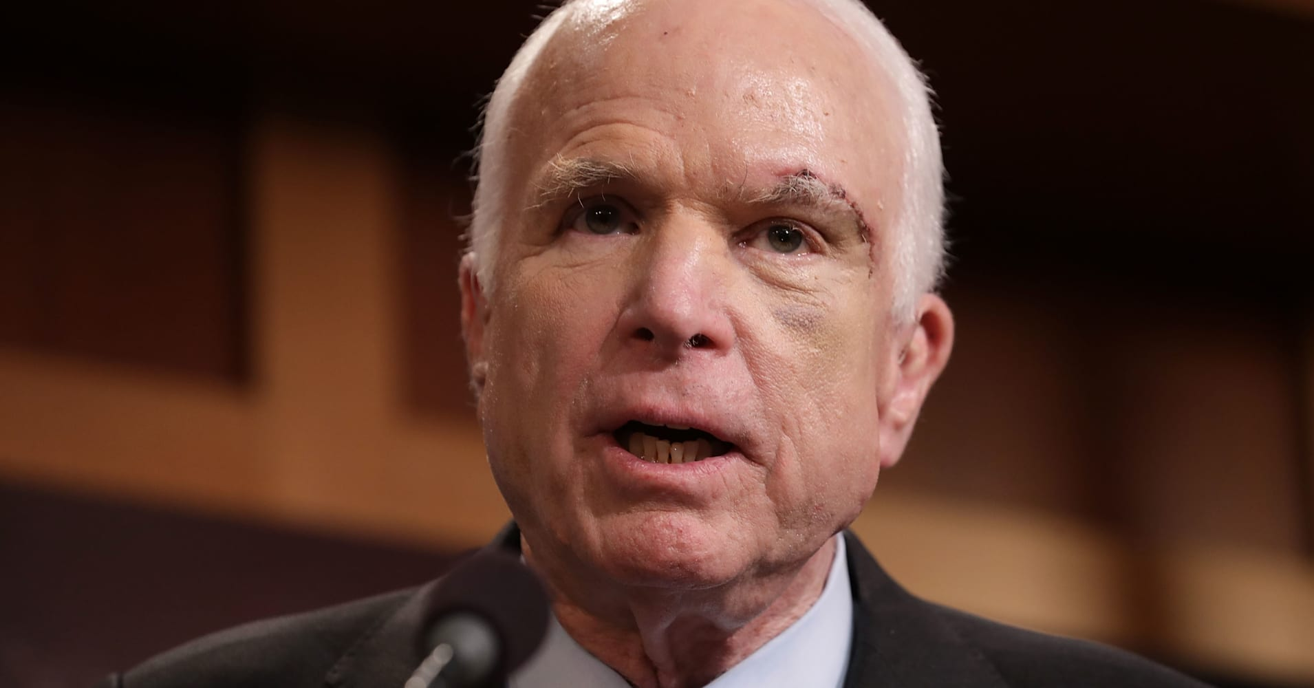 McCain blasts Vladimir Putin as 'evil' in new ebook, and faults Trump for being naive on Russia
