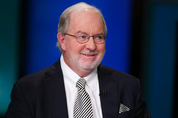 Dennis Gartman, The Gartman Letter founder.