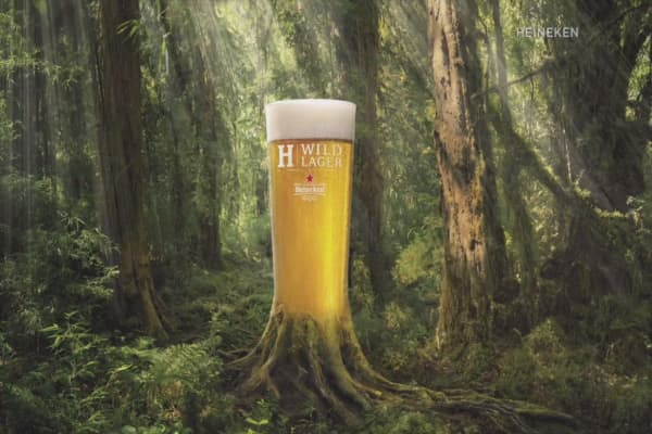Heineken unveils new H41 beer