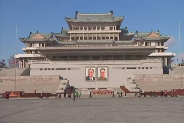 Treasury announces sanctions targeting North Korean financial networks
