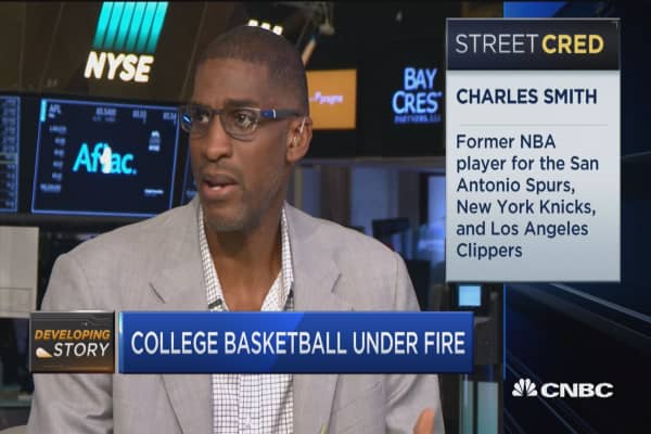 The ones who get hurt are the kids: Charles Way on NCAA bribery scandal