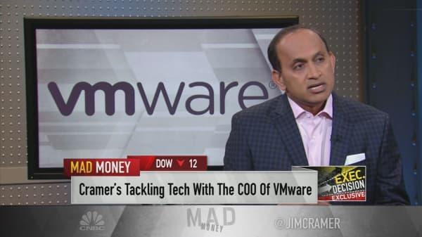 VMware exec on the 'new hardware economy'