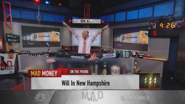 Cramer's lightning round: Portola's no one-trick pony