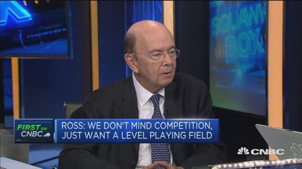 Wilbur Ross: Tax reform will raise GDP by 1 percentage point if done right