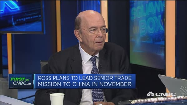 Wilbur Ross: Isolated US is a fiction invented by the media