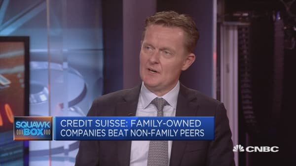 Family-owned firms outperform in every sector: Credit Suisse
