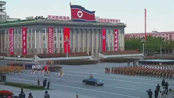 North Korean officials want to meet with Republican-linked analysts