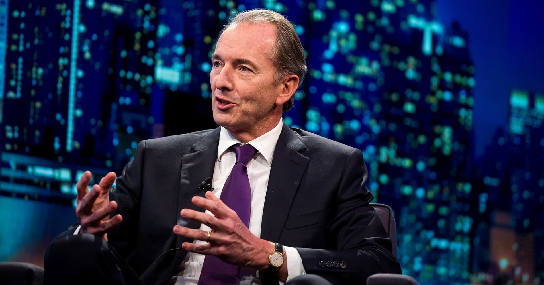 Morgan Stanley Ceo Gorman Differs With Dimon Says Digital