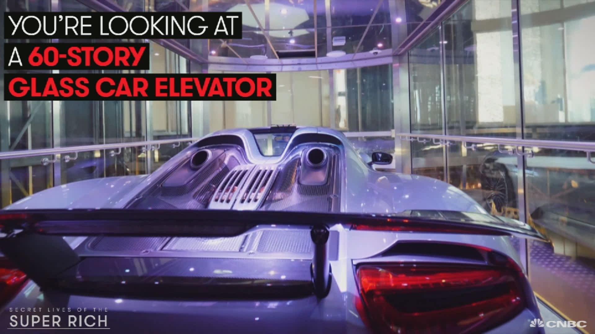 Miami S Porsche Design Tower Drive Your Car Right Into Your Apartment