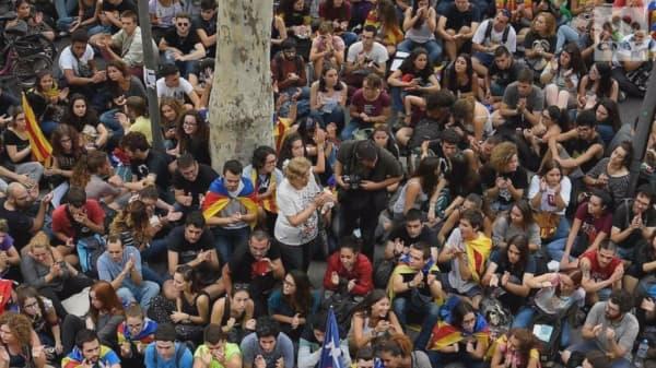 Spain-Catalonia split heightens political tensions