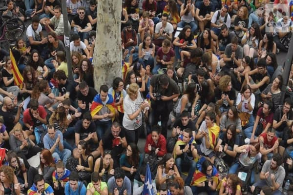 Spain-Catalonia split heightens political tensions