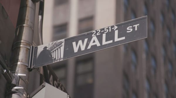 Congress could start a stock market pullback