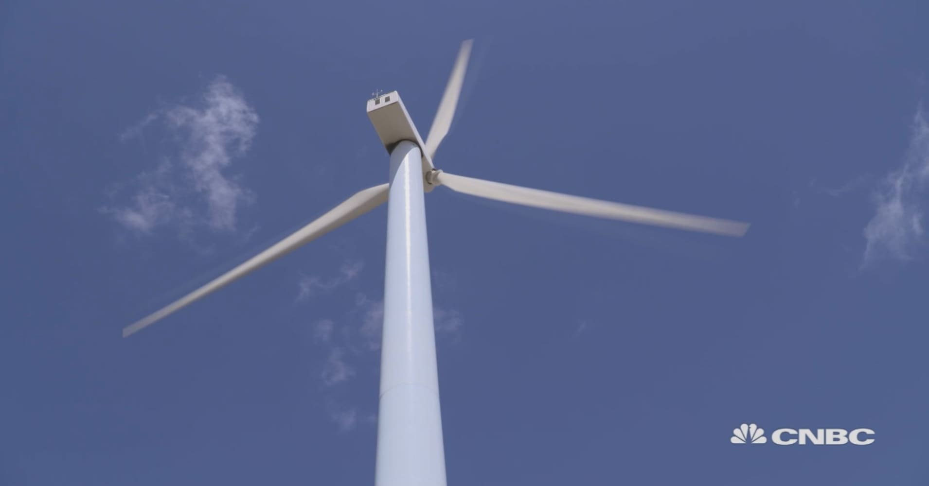 future of wind turbines could be bladeless