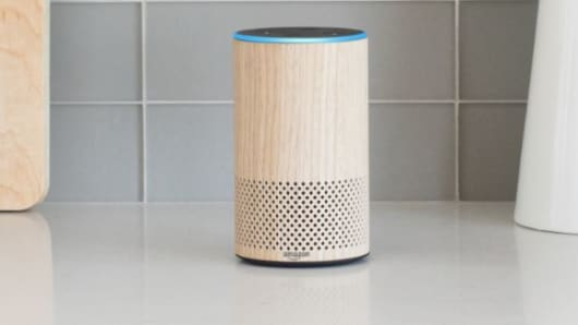 Handout: new Amazon Echo