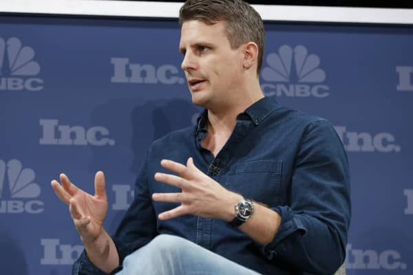 Michael Dubin, Dollar Shave Club CEO and founder.