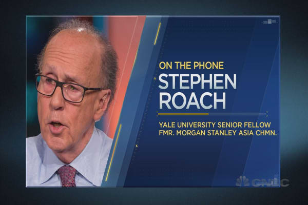 The full interview with Stephen Roach