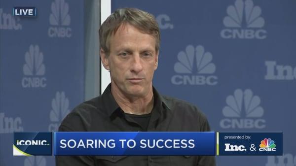 Extreme Entrepreneurship: A Conversation with Tony Hawk