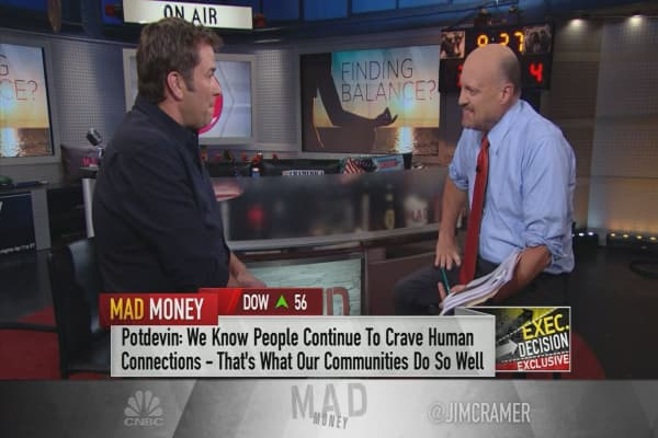 Lululemon CEO: Retail isn't dead because people 'crave human connections'