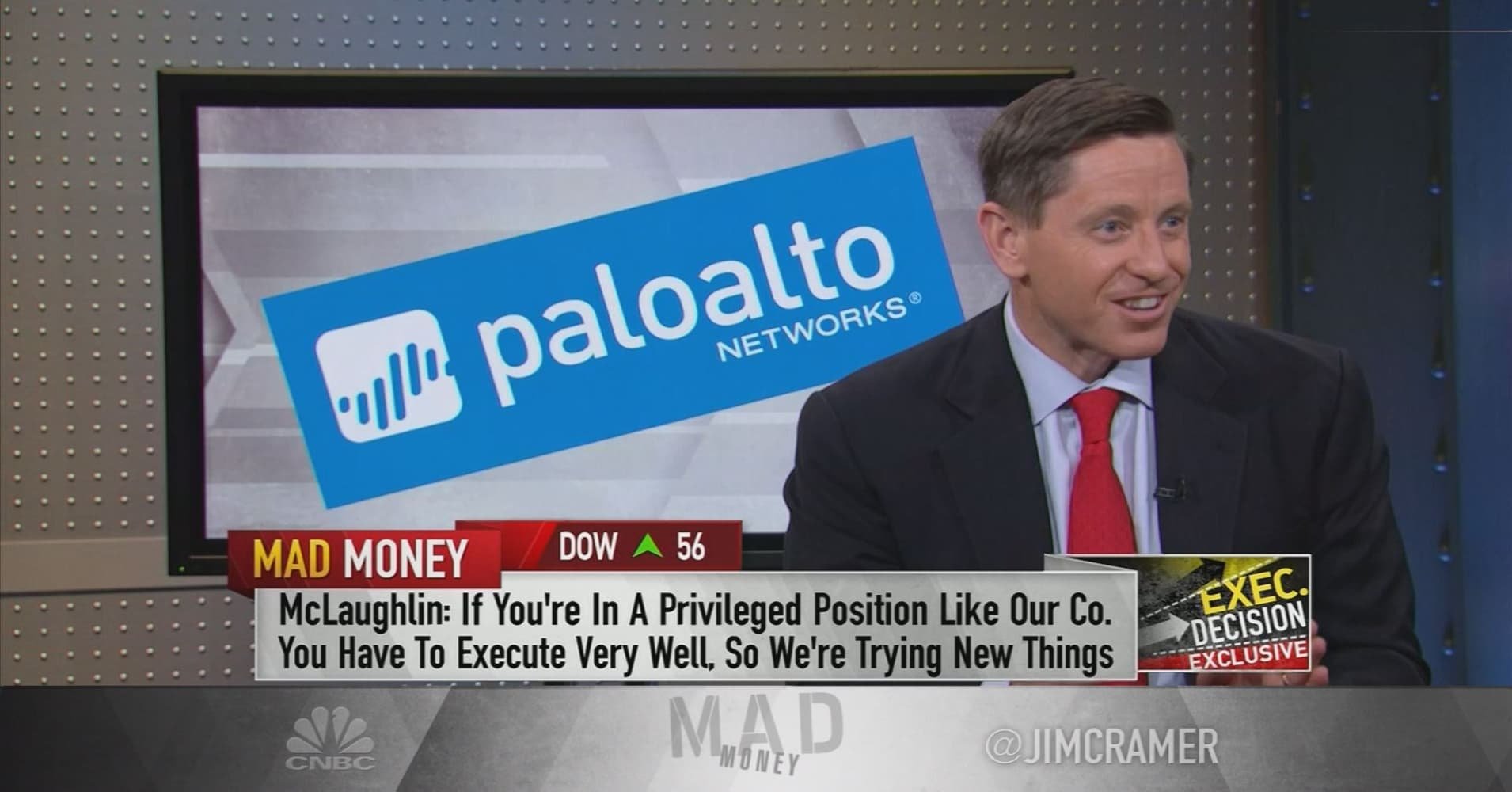 Palo alto networks ceo talks equifax hack dont chase the ambulance palo alto networks ceo on the epic equifax breach biocorpaavc