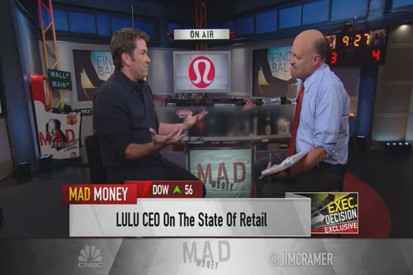 Lululemon CEO: People 'crave human connections'