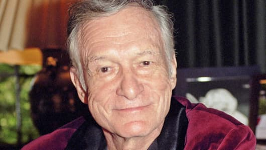 Hugh Hefner, founder of Playboy, dies at 91