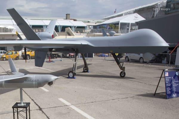 New Delhi wants to buy US drones
