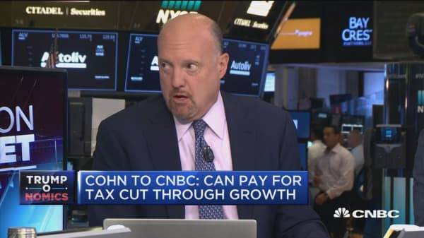 Can't believe anyone in high tax state would risk voting for this: Jim Cramer