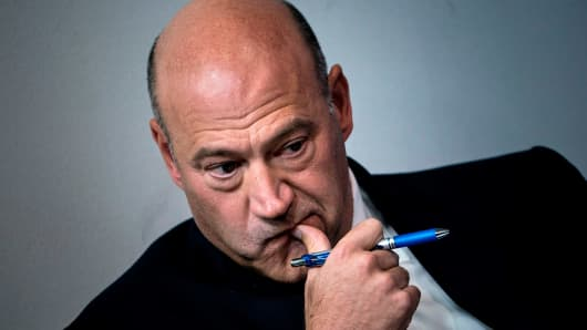 National Economic Council Director Gary Cohn