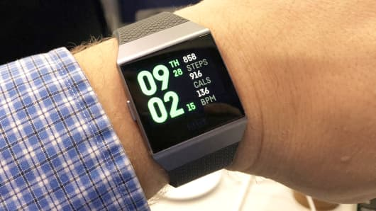 CNBC Tech: Fitbit Ionic review 2