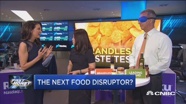 Could this online grocery store be the next food disruptor?