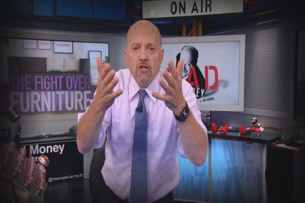 Cramer Remix: This e-commerce name is too risky for my taste
