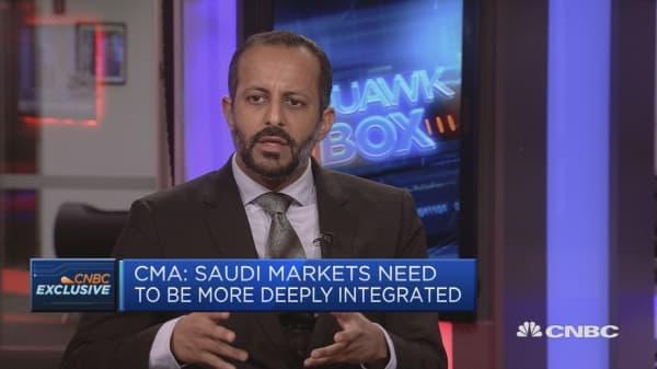 CMA 'ready to accommodate' Saudi Aramco IPO, chairman says