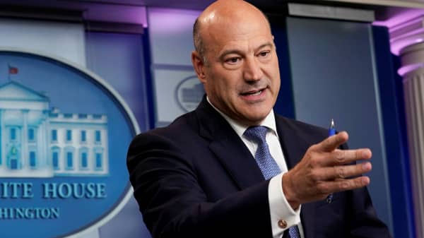 Director of the National Economic Council Gary Cohn