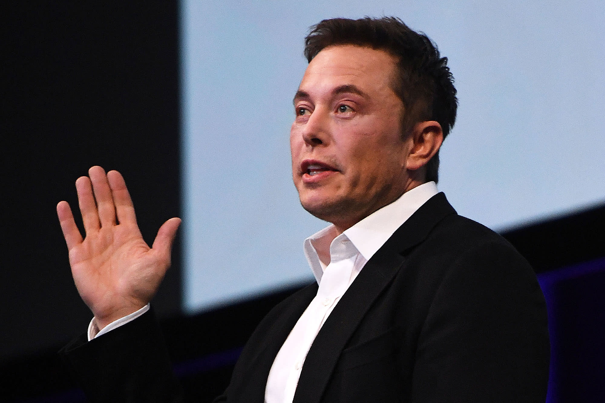 Jb Straubel Elon Musk