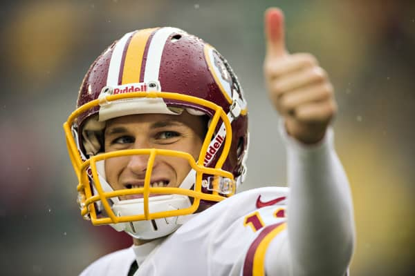 Image result for kirk cousins money