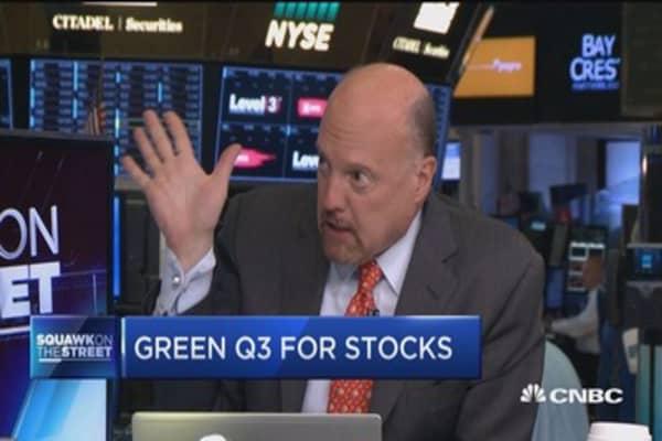 Cramer: Best bull market in homebuilders I can ever recall