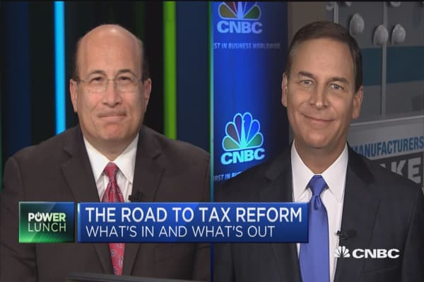 We're having our economic lunch eaten by our competitors around the world: Jay Timmons on GOP tax reform plan