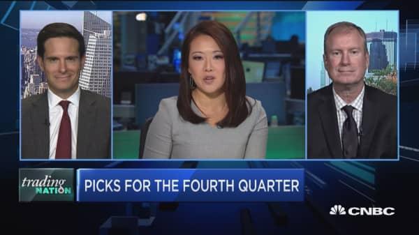 Trading Nation: Picks for the fourth quarter